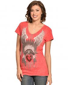 Liberty Wear Women's Head Dress Top