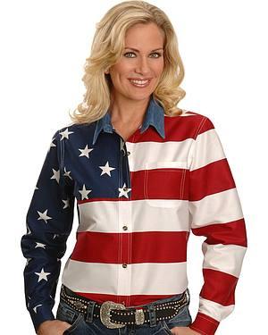 Roper Flag Shirt