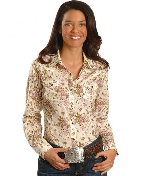 Ariat Madison Floral Western Shirt
