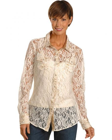 Ariat Zephyr Lace Shirt
