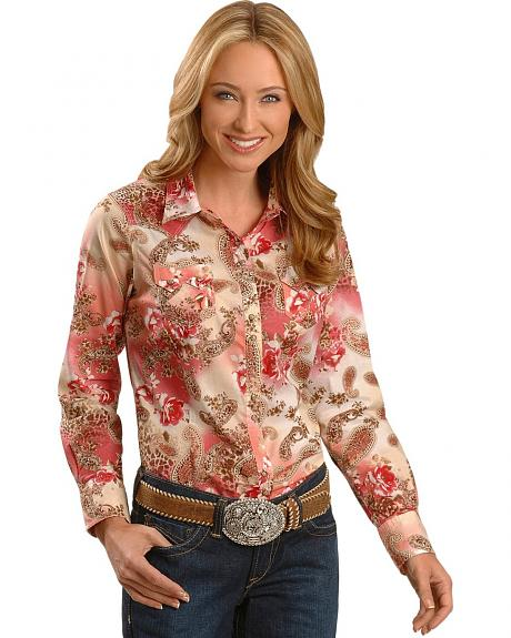 Ariat Campbell Paisley Shirt