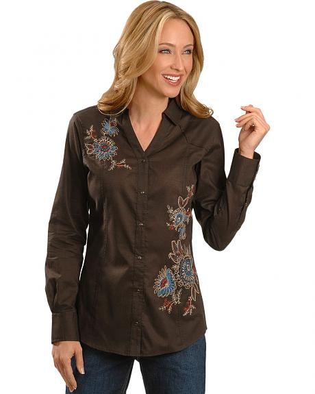 Ariat Brianna Embroidered Shirt