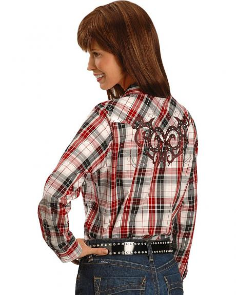 Ariat Marlowe Plaid Shirt