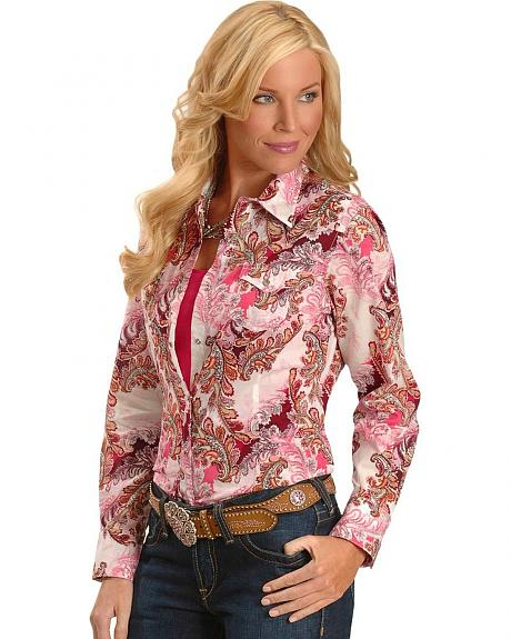 Ariat Anza Snap Western Shirt