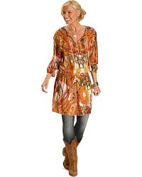 Ariat Floral Cantina Dress at Sheplers