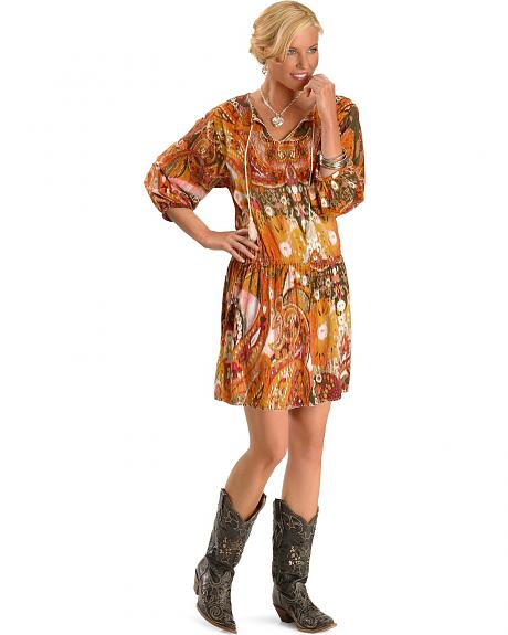 Ariat Floral Cantina Dress