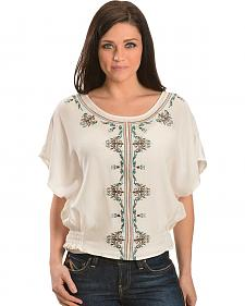 Ariat Callie Embroidered Top