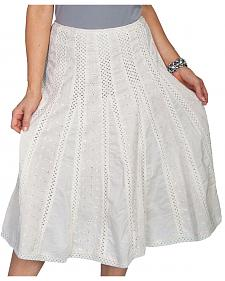 Scully Eyelet Skirt