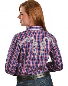 Ariat Lyla Lurex Western Shirt