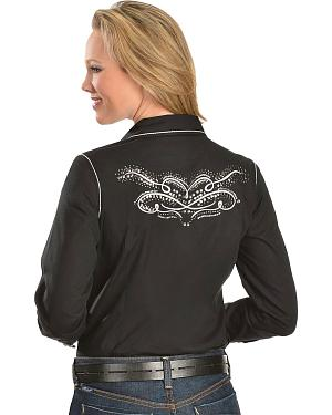 Ariat Leigh Studded & Embroidered Western Shirt