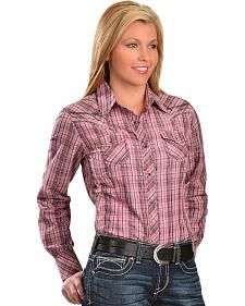 Ariat Mika Plaid Western Shirt