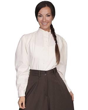 Rangewear by Scully Frontier Long Sleeve Top