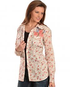 Ariat Katherine Floral Western Shirt
