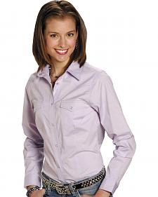 Roper Women's Stretch Poplin Shirt
