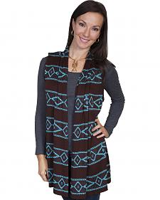 Scully Women's Aztec Sweater Vest