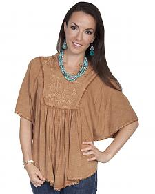 Scully Women's Poncho Blouse