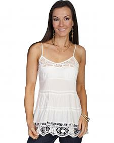 Scully Women's Lace Cami Top