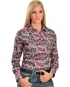 Ariat Women's Hyde Floral Snap Western Shirt
