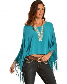 Ariat Women's Buscadero Fringe Fashion Tunic