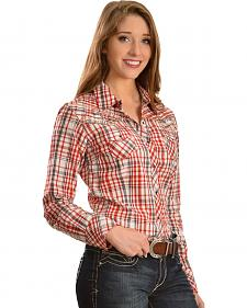 Ariat Women's Elizabeth Plaid Snap Western Shirt