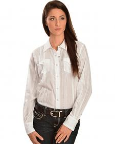 Ariat Women's Alice Lurex Snap Western Shirt