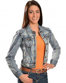 White Crow Women's Ciggy Denim Jacket