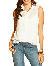 Ariat Women's Iwer Sleeveless Shirt