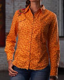 Ryan Michael Women's Rosewood Shirt