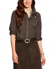 Ariat Women's Lava Beach Charlotte Snap Shirt