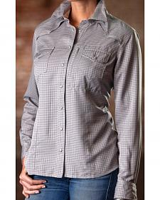 Ryan Michael Women's Classic Western Performance Shirt