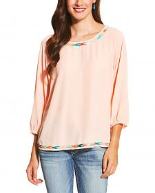 Ariat Women's Peach Gia Tunic