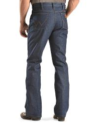 Men's Boot Cut Jeans