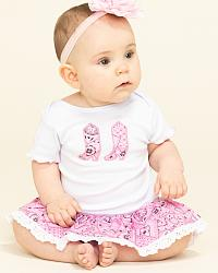 Girls' Infant Clothing