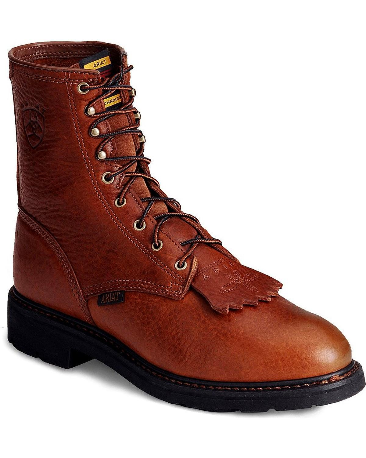 Ariat Mens Lace Up Shoe