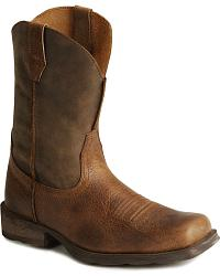 Men's Casual Western Boots