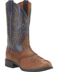 Men's Stockman Boots