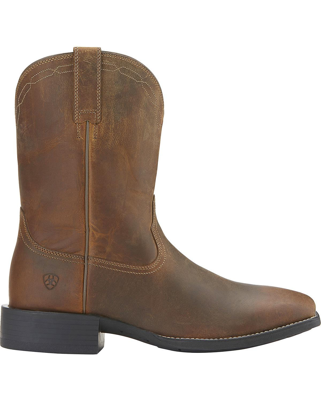 Ariat Men's Heritage Roper Boot - Wide Wide Wide Square Toe - 10015288 11e147
