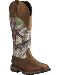 Men's Ariat Hunting Boots