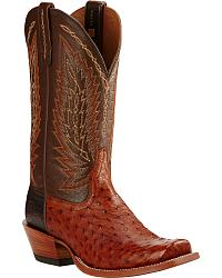 Men's Ariat Exotic Cowboy Boots