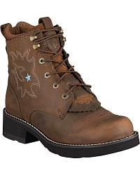 Women's Ariat Lace-Up Boots