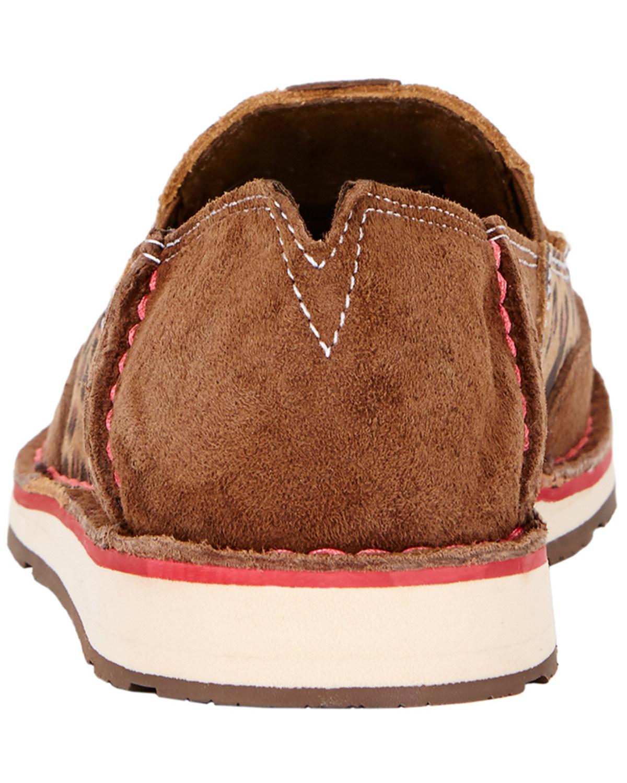 cd0b7cce7 Ariat Women s Leopard Print Cruiser Shoes - 10017458