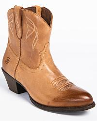 Women's Ariat Short Boots & Booties