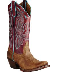 Women's Ariat Embroidered Cowgirl Boots