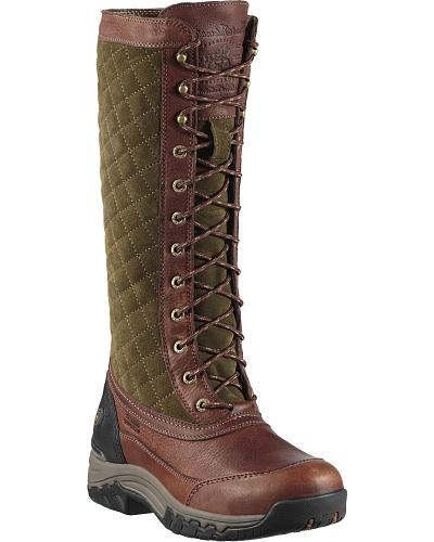 0b7cc8986b2a Ariat Womens Jena H2o Insulated Boots