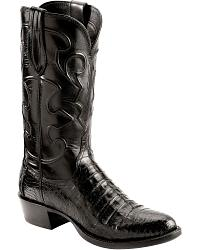 Men's Crocodile/Alligator Skin Cowboy Boots