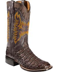 All Men's Exotic Skin Cowboy Boots