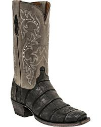 Men's Handmade Alligator/Crocodile Cowboy Boots