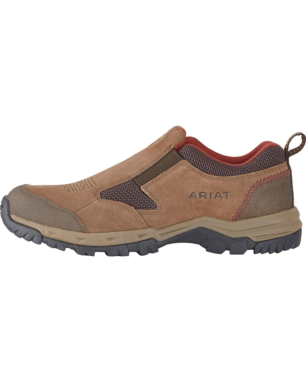 Slip On Mens Hiking Shoes