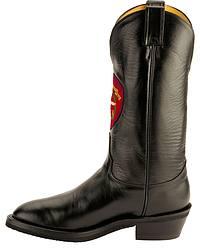Justin Texas Highway Patrol Superior Dress Cowboy Boots