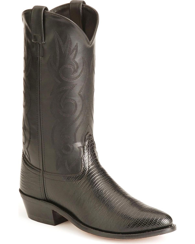 Old West Lizard Printed Cowboy Boot - VCM9043 VCM9043 - b38f1e
